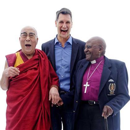 Dalay Lama, Desmond Tutu, Douglas Abrams
